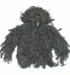 Ghillie Suit Jacket Woodland