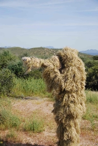 Ghost Ghillie Suit, Dry Grass, Regular Size