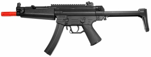 GSG 522 AEG Airsoft Gun by ICS, Retractable Stock