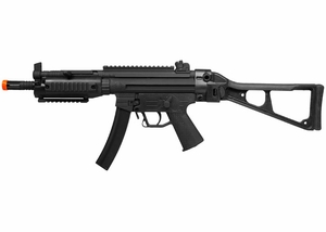GSG 522 RIS Blowback AEG Airsoft Rifle, Black - REFURBISHED