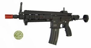 H&K 416C AEG Elite RIS Full Metal Airsoft Rifle by VFC