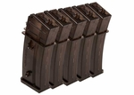 H&K G36 470 Round High Capacity Magazines, 5 Pack