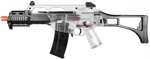 H&K G36C Black Dual Power Rifle Clear by Umarex USA
