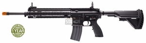 H&K M27 IAR Full Metal Airsoft Rifle AEG by Elite Force / VFC
