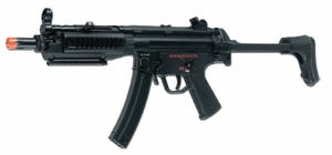 H&K MP5 A5 Tac SWAT Elite Airsoft Machine Gun by G&G