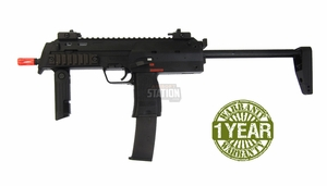 H&K MP7A1 Gas Blowback Airsoft Gun by KWA
