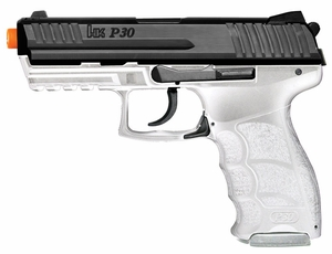 H&K P30 Clear Electric Airsoft Pistol by Heckler & Koch