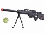 H&K SL9 Elite AEG Blowback Airsoft Rifle