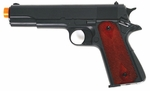 HFC 121 Green Gas 1911 Style Airsoft Pistol