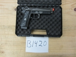 HFC Full Metal M9 Co2 Pistol - BONEYARD