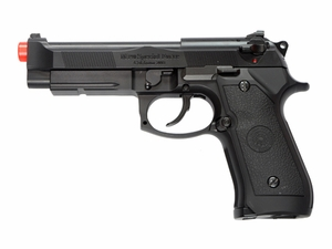 HFC M190 ABS Semi-Auto GBB Airsoft Pistol