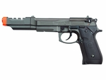 HFC/TSD Tactical M190 Full Metal Gas Airsoft Pistol