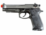 HFC/TSD Tactical Metal M190 Full / Semi-auto GBB Airsoft Pistol