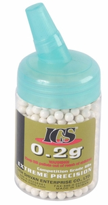 ICS 0.20g High Grade BBs, 1000 Count Bottle