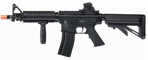 ICS-127 Full Metal RIS AEG with Crane Stock