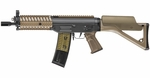 ICS-154 Commando SIG 552 MRS RIS AEG Airsoft Gun, Dark Earth