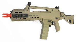 ICS G33 AEG Airsoft Rifle, ICS-234 Desert Tan