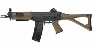 ICS-54 COMMANDO SIG 552 AEG, Dark Earth