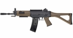 ICS-56 COMMANDO SIG 552 AEG, Dark Earth, Long Barrel