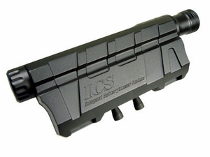 ICS PEQ Battery Box, Laser unit
