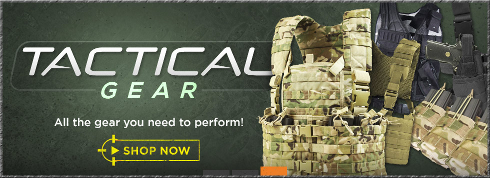 Airsoft Tactical Gear