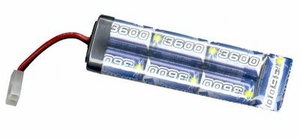 Intellect 8.4v 3600mAh NiMH Large Battery