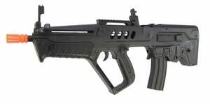 IWI Tavor TAR-21 Competition AEG Airsoft Gun by Umarex USA, Black