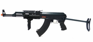 JG AK47 RIS AEG with Folding Stock (0513MG)