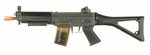 JG Commando 552 Style Full Auto RIS Electric Airsoft Rifle