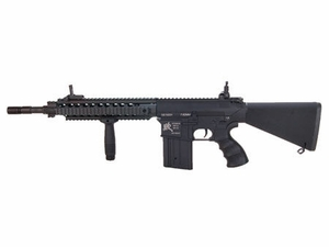 JG Full Metal SR25 Electric Airsoft Rifle AEG