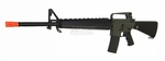 JG M16A1 AEG Electric Airsoft Rifle - F6618 - REFURBISHED