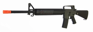 JG M16A2 Airsoft Rifle, Enhanced Version (JG6607)