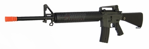 JG M16A3 AEG Airsoft Rifle JG6610