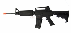 JG M4A1 AEG Airsoft Rifle, Upgraded Version