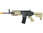 JG Metal GB S-System AEG, Tan/Black Two-Tone