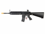 Jing Gong JG6623 Full Auto RIS Airsoft Rifle, Full Stock
