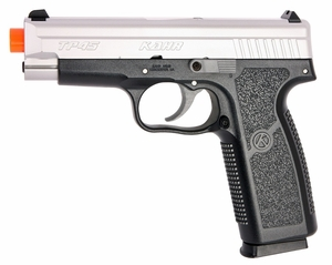 Kahr Arms TP45 Spring Airsoft Pistol, Silver/Black