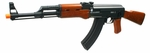Kalashnikov AK47 Premium AEG with Blowback by Cybergun, Full Metal, Real Wood