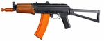 Kalashnikov AK74SU Full Metal AEG with Real Wood by Cybergun - REFURBISHED