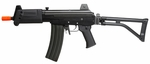 King Arms Galil MAR AEG Airsoft Rifle, Black