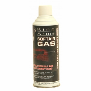 King Arms Green Gas, 8oz Bottle - GROUND SHIPPING ONLY