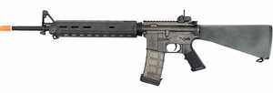 King Arms MOE Colt M16A3 Full Metal AEG