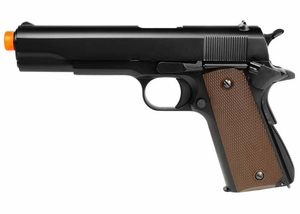 KJ Works Full Metal 1911 Gas Blowback Airsoft Pistol