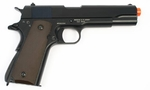 KJW Colt M1911 A1 Green Gas Full Metal Pistol by Cybergun