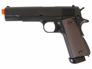 KJW Full Metal 1911 CO2 Blowback Airsoft Pistol