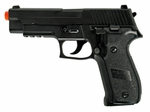 KJW Full Metal M226 Gas Blowback Airsoft Pistol