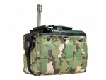 Knight's Armament Airsoft Stoner LMG 1200rd Electric Box Magazine - Woodland Digital