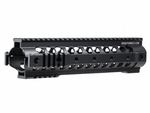 "Knights Armament Airsoft URX 3.1 Rail System 10.75"" in Black"
