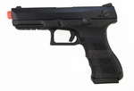 KWA ATP Auto Gas Blowback Airsoft Adaptive Training Pistol