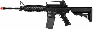 KWA KM4 RIS Metal AEG Airsoft Rifle, 2013 Model